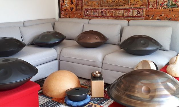 Internationaler Handpan Day bei Pangrila.at 13.10 (AT)