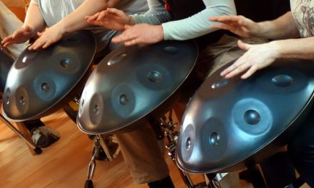 Handpan Workshop im Rhytmotop 25./26.1.2020 (AT)