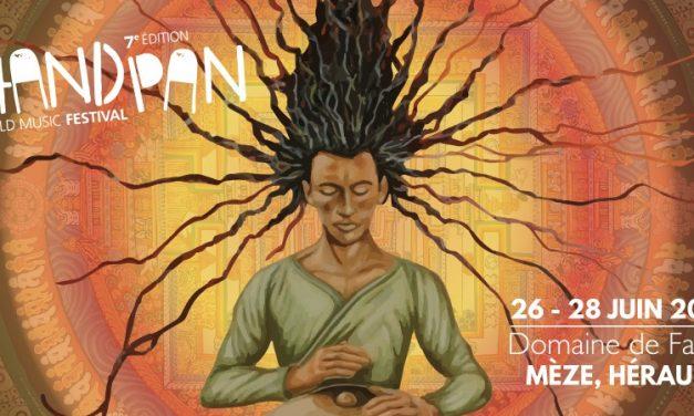 ABGESAGT – Handpan Festival 26-28.6.2020 (FR)