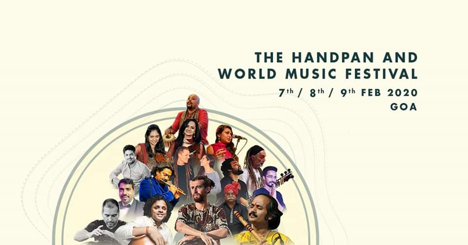 Nivaan – Handpan and World Music Festival 2020 -GOA (Indien)