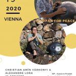 """""""Handpan for Peace""""- Konzert19.6.2020 /Wien (AT)"""