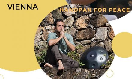 "ABGESAGT ""Handpan for Peace""- Konzert 19.6.2020 /Wien (AT)"