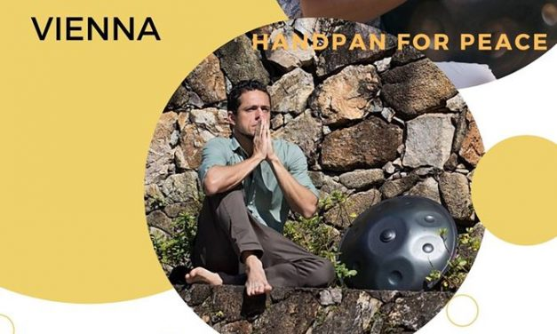 """Handpan for Peace""- Konzert 19.6.2020 /Wien (AT)"