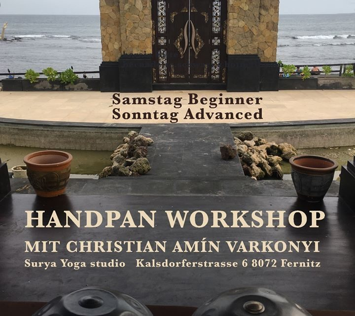 Workshop mit Christian Amin Varkonyi – 7.+ 8.3.2020 /Graz (AT)