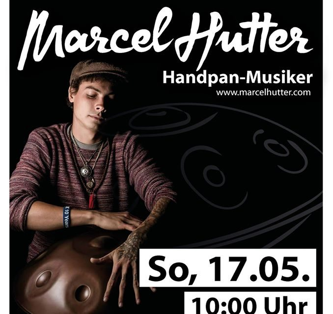 Marcel Hutter Konzert in der Pfarrkirche 17.5.2020 – St. Valentin (AT)