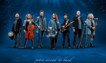 "Petra Eisend & Band – ""under water – above skies"" 22/23.5.2020 Schweinfurt (DE)"