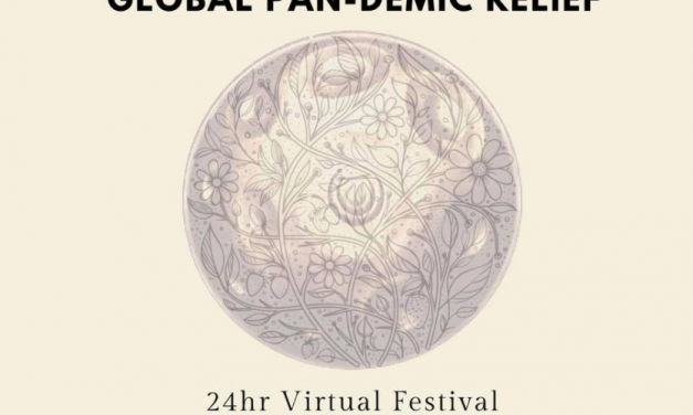 Virtuelles Handpan Festival / 24.4.2020
