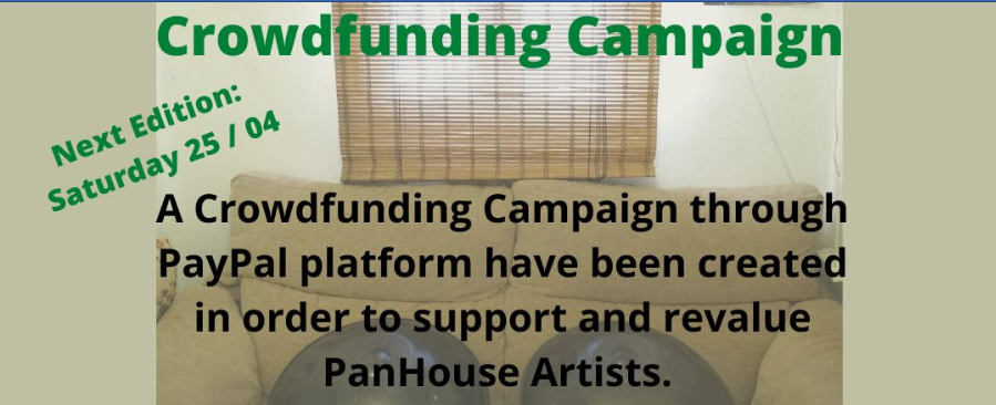 Panhouse Festival – Online Konzerte!
