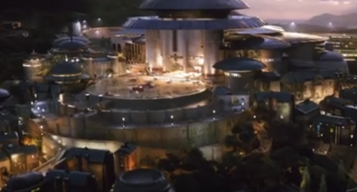 Steelpansound in STAR WARS entdeckt