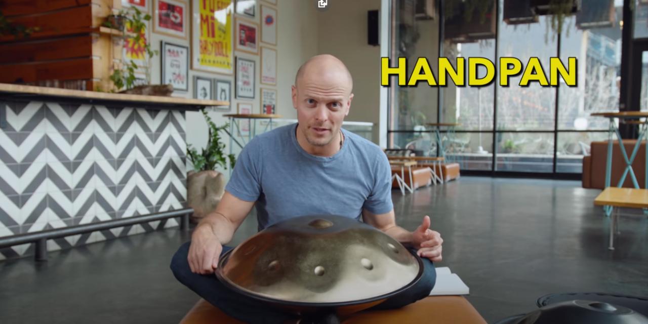 Handpan Präsentation – von Tim Ferris (2020)