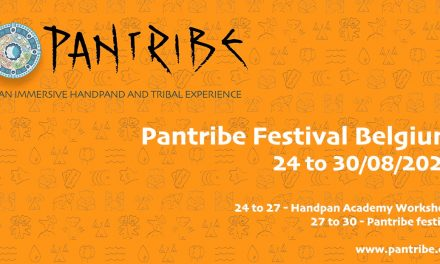 PANTRIBE Handpan Gathering / 24-30.8.2020 Belgien
