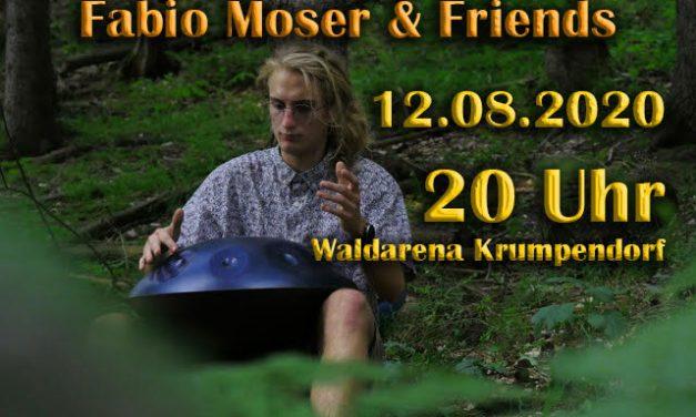 Fabio Moser & Friends – 12.8.2020/ Krumpendorf – Kärnten (AT)